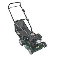 Webb WER41SP 41cm 118cc Self-Propelled Rotary Petrol Lawn Mower