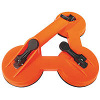 Triple Cup Suction Lifter