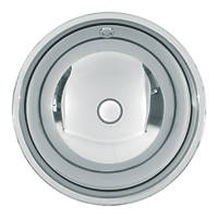Franke Rondo Under-Mounted or Inset Vanity Basin No Tap Holes 387mm