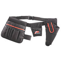 P Technics Tool Belt with Pouches & Holster