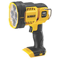 DeWalt DCL043-XJ 18V Li-Ion XR Cordless LED Spotlight Torch - Bare