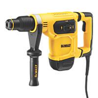 DeWalt D25481K-LX 5.9kg Electric  SDS Max Hammer Drill 110V