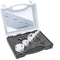 Makita Multi-Material Electricians Holesaw Kit 8 Pcs