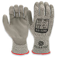 Tilsatec 53-3210-07 Gloves Grey/Grey Small