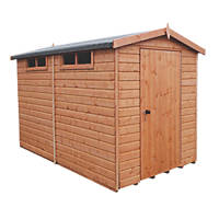 Shire 6' x 10' (Nominal) Apex Shiplap T&G Timber Shed