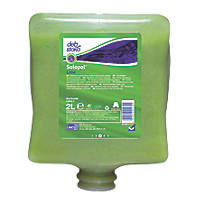Deb Stoko Solopol Lime Heavy Duty Hand Cleaner Cartridge 2Ltr