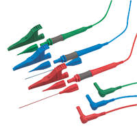 Megger Test Leads 3 Piece Set