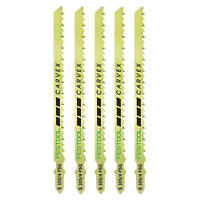 Festool S 105/4 FSG Jigsaw Blade 105mm 5 Pack