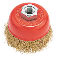 Crimped Wire Cup Brush 75mm