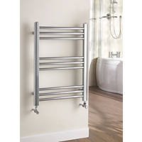 Kudox  Designer Towel Radiator 700 x 500mm Chrome