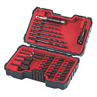 Bosch Hex Shank Combination Screwdriver & Drill Bit Set 35 Pieces