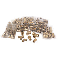 Compression Fittings Pack 100 Piece Set