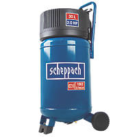 Scheppach HC30V 30Ltr Electric Vertical Air Compressor 240V