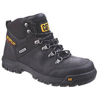CAT Framework   Safety Boots Black Size 10