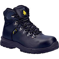 Amblers AS606  Ladies Safety Boots Black Size 7