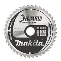 Makita TCT Circular Saw Blade 190 x 30mm 40T