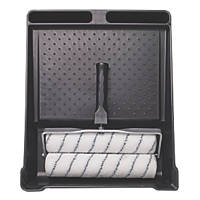 "No Nonsense 12"" Roller & Tray Set 4 Pieces"