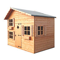Playhouses Wooden Playhouses Screwfixcom