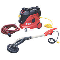 Flex GE 5+ TB-L Electric Giraffe Long-Reach Drywall Sander & Vacuum Cleaner 110V