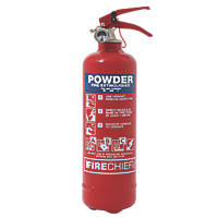 Firechief ABC Dry Powder Fire Extinguisher 1kg 20 Pack
