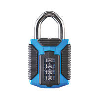 Squire CP50 ATLS Die-Cast Steel Weatherproof  Combination  Padlock 50mm