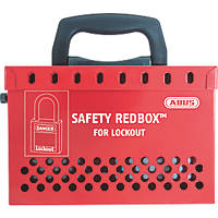 Abus  Safety Redbox for Group Lockout