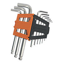 Magnusson  Metric Hex Keys 9 Pcs