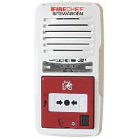 Firechief SP400RF Call Point Site Alarm