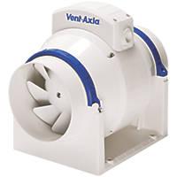 Vent-Axia ACM200 110W In-Line Mixed Flow Fan