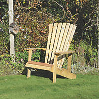 Forest Saratoga Timber Chair 660 x 950 x 1110mm