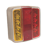 Maypole LED Square Combination Lamp 12 / 24V