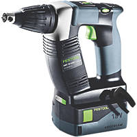 Festool DWC 18 4500 18V 5.2Ah Li-Ion Airstream Brushless Cordless Drywall Screwdriver