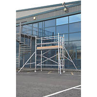 Lyte Helix Single Depth Aluminium Industrial Tower 2.2m