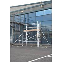 Lyte Helix Single Depth Aluminium Industrial Tower 2.2m