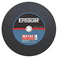 Erbauer Metal Cutting Discs 300 x 11 x 20mm Pack of 3