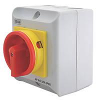 BG 4-Pole Rotary Isolator Switch 32A 230/400V