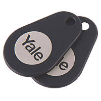 Yale  Keyless Connected Key Tags 2 Pack