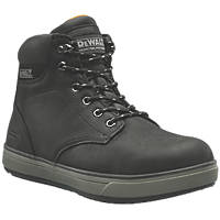 DeWalt Plasma   Safety Boots Black Size 8