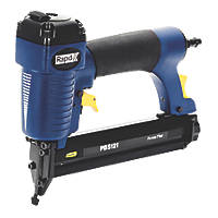 Rapid PBS121 30mm Second Fix Air Nail Gun / Stapler