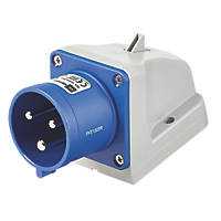 MK 32A 2P+E Surface-Mounted Surface Inlet 200-250V