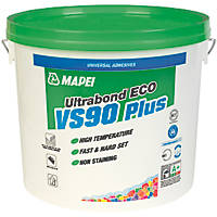 Mapei Ultrabond Eco VS90 Plus HT Vinyl/Rubber Flooring Adhesive 5kg
