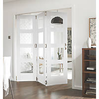 Jeld-Wen Shaker Primed Shaker Interior Room Divider 2052 x 1934mm