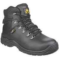 Amblers AS335   Safety Boots Black Size 7
