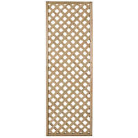 Forest Rosemore Softwood Rectangular Trellis 2 x 6' 4 Pack
