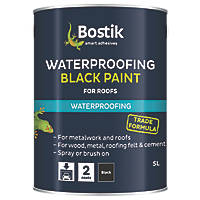 Cementone Waterproofing Bituminous Paint Black 5Ltr