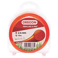 Oregon  Orange Trimmer Line 2.4 x 15m
