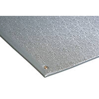 COBA Europe COBAstat Anti-Fatigue Floor Mat Grey 18.3 x 0.9m
