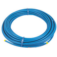 MDPE Pipe Blue 20mm x 50m