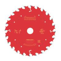 Freud Circular Saw Blade 165 x 20mm 24T