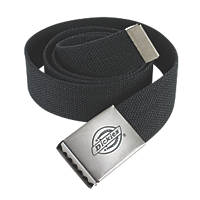 Dickies  Canvas Belt Black